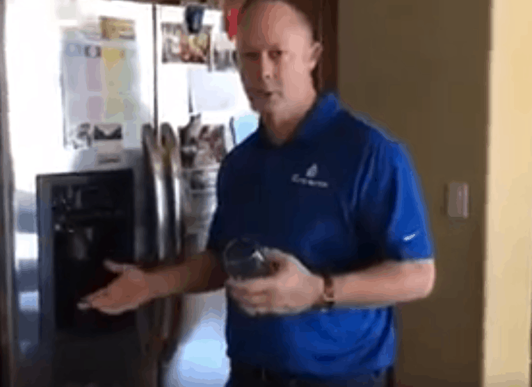 Mike Parker from All Elite Water explains why it's important to have a reverse osmosis system for drinking water in Chandler AZ?